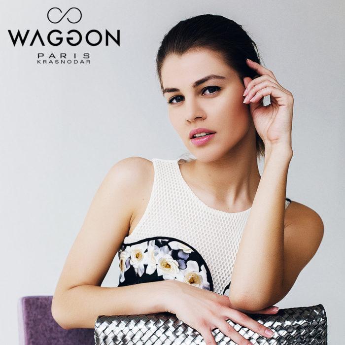 """Каталог новой коллекции """"WAGGON Paris"""""""